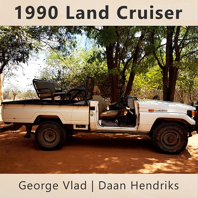 1990 Land Cruiser icon